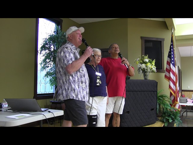 2019-08-19 Happy Birthday Pat Chancey - Story - Oxendine