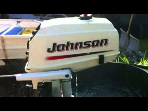 2004 Johnson Outboard Youtube