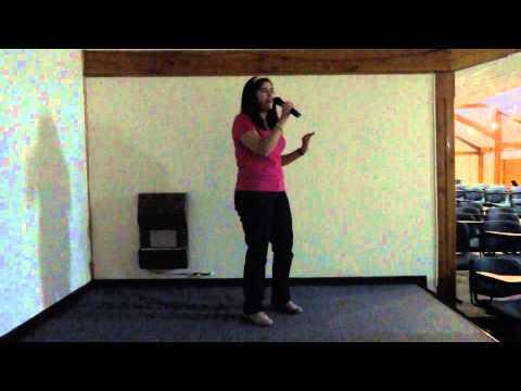 María José González - Amor a la Mexicana (Thalia) (Karaoke)
