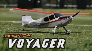 Dromida Stinson Voyager EP RTF Video