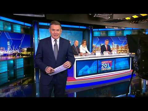 Seven News 2017 QLD Election opener
