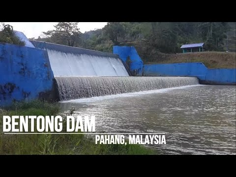 Fishing Trip - The Bentong Dam, Pahang