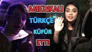Amerikalı Türkçe Küfür Etti :D - Amerika'da UBER