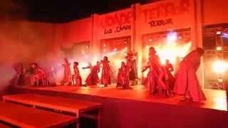 Cidade do Terror 2014 - Luz, câmera, terror!