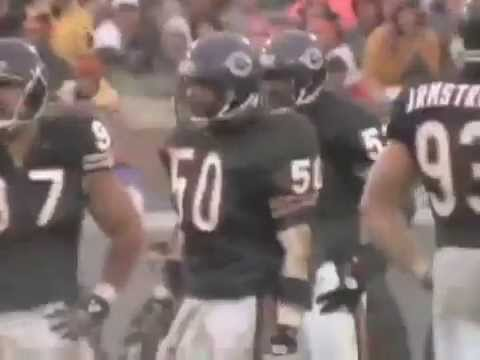 Mike Singletary Highlights