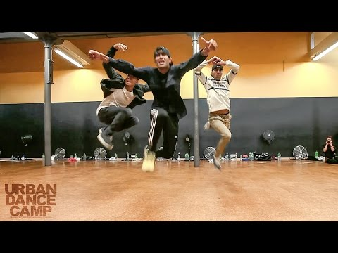 Marleyla - Ebrahim / Quick Style Crew Choreography / 310XT Films / URBAN DANCE CAMP