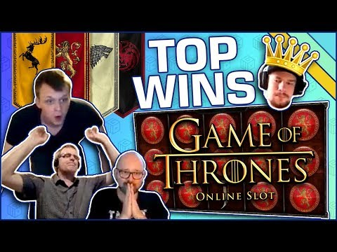 8 Slot Wins For 8 Seasons Of Game Of Thrones