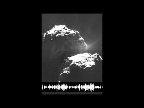 Rosetta's Comet Sings A Mysterious Song