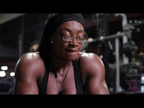Road to Ms Olympia Final Episode 3 | IFBB Pro Shanique Grant battles to retain her crown