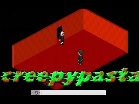 Creepypasta habbo la sala maldita especial 100 subs youtube