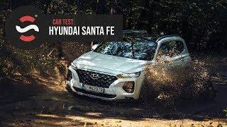 2019 Hyundai Santa Fe 2.2 CRDi - Startstop.sk - TEST