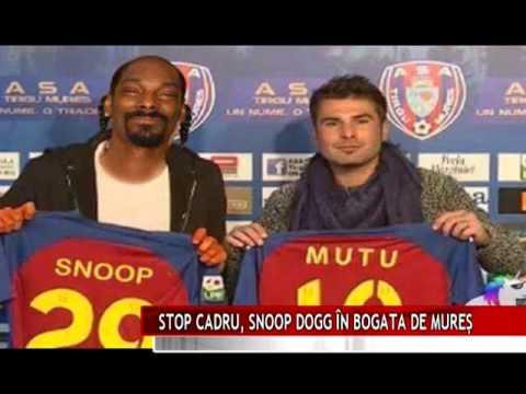 STOP CADRU! SNOOP DOGG ÎN BOGATA DE MUREŞ!