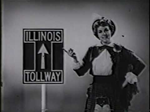 Vintage Illinois Tollway Video - Mary MacToll