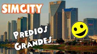 Simcity - Prédios grandes e gente feliz! #4