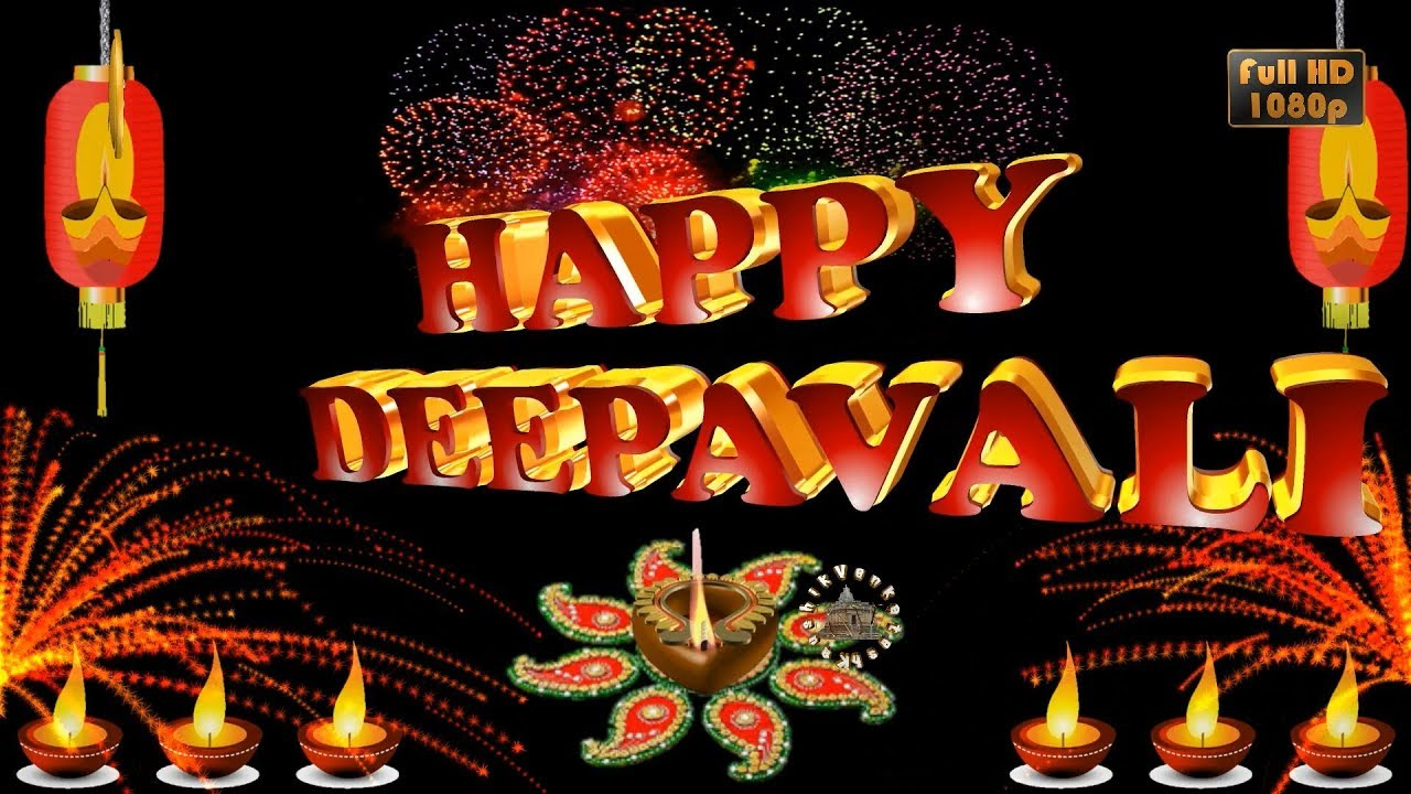 Happy Diwali,Deepavali 2017,Wishes,WhatsApp Video,Greetings ... for Deepavali 2017 Celebration  165jwn