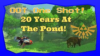 20 Years At The Pond! An OOT Fanfic! (2019)