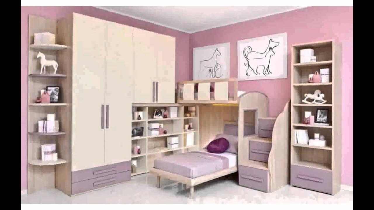 Camere per ragazze immagini youtube - Camere da letto moderne ikea ...