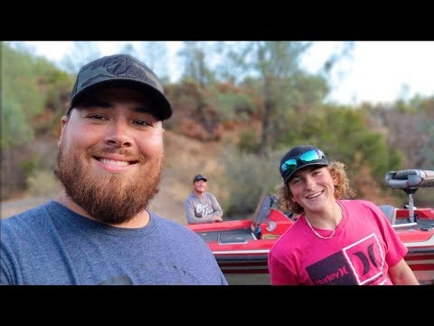 Top 5 Finish & Cashed A Check On Lake Shasta | Fishing The Oroville Bass Masters Club Tournament!
