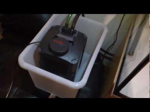Tipps und Tricks: Gebrauchte Außenfilter testen