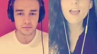 Strip That Down - Liam Payne & Isabelitaezeiza (Smule Duet) #SingWithLiam