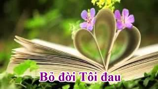 Bac Beo Tinh Oi Tran Nhat Quang KARAOKE