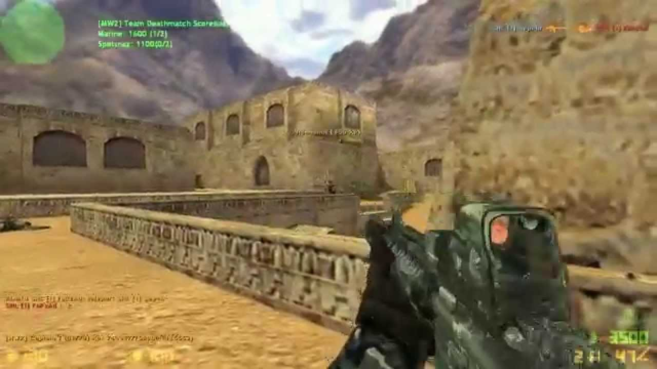 counter strike 1.6 multiplayer patch