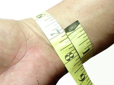 Your Wrist For A Paracord Bracelet