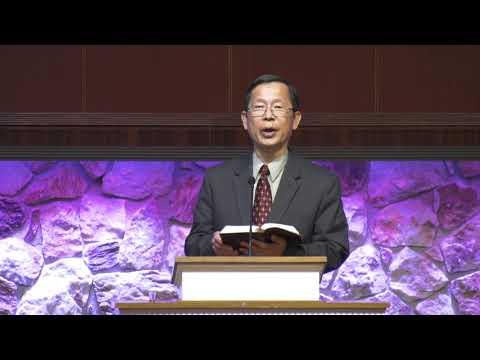 Người Tin Chúa Trước Đại Dịch. Mục sư Nguyễn Thỉ. Hội Thánh Tin Lành Orange