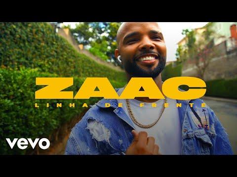 Смотреть клип Mc Zaac - Linha De Frente