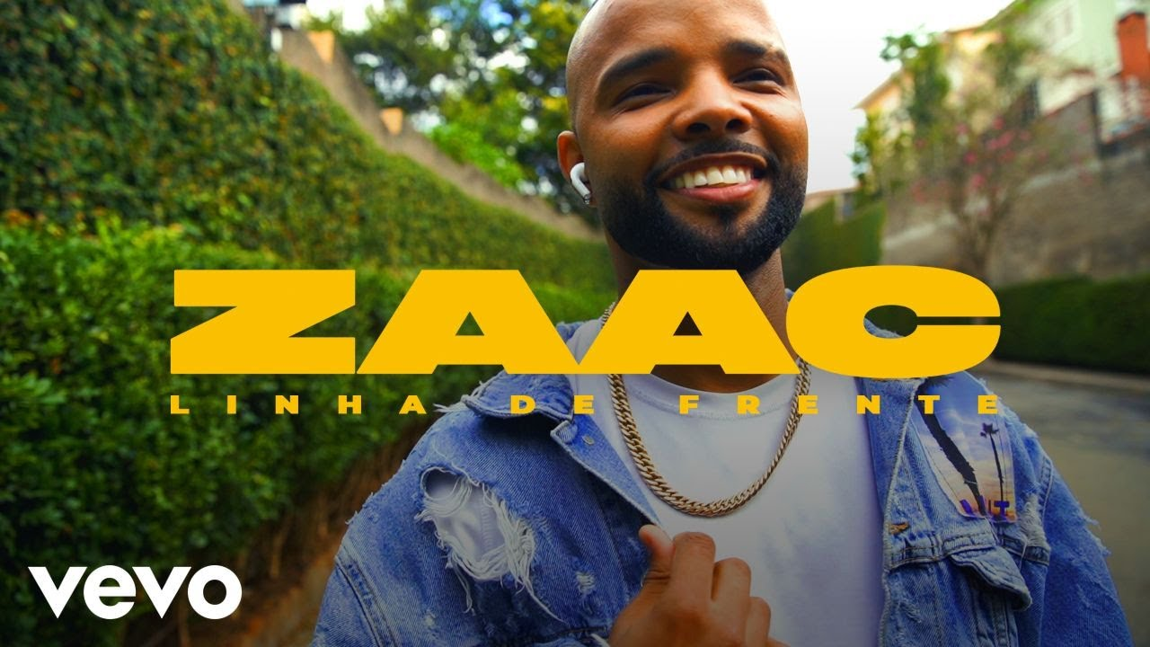 MC Zaac - Linha De Frente