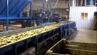 McCormick Farms - Washplant and Storage