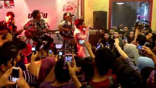 Sayang ... ... ... - UNGU [ Live Streaming Launching Album TIMELESS 07 ] Mp3