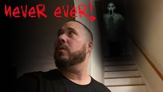 (SUPER SCARY!!!) Never Done This In My Haunted House