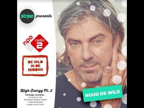 New Jingles NPO Radio 2 Ruud de Wild