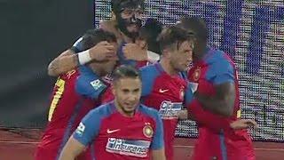 Steaua București - C.S.U. Craiova 2-0 6 decembrie 2015