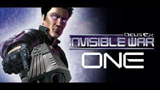 Deus Ex: Invisible War - Ep 1 - Chicago Dies (Gameplay Walkthrough)