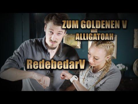 RedebedarV - ALLIGATOAH & VISA VIE über ZEIT - Zum Goldenen V