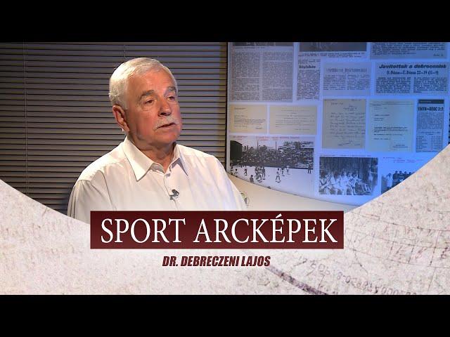 SPORT ARCKÉPEK - DR. DEBRECZENI LAJOS