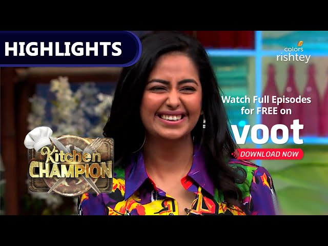 Kitchen Champion | किचन चैम्पियन | Noodle Bhel Versus Choco Oats | नूडल भेल बनाम चोको ओट्स