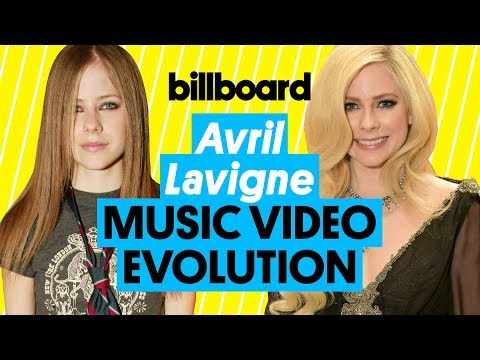 Avril Lavigne Music Video Evolution: 'Complicated' to ''Head Above Water' | Billboard