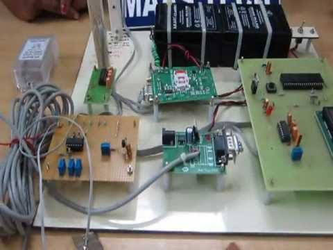 FINAL YEAR ECE PROJECTS-GPS&GSM BASED BUS AUTOMATION SYSTEM-LOCATION ...