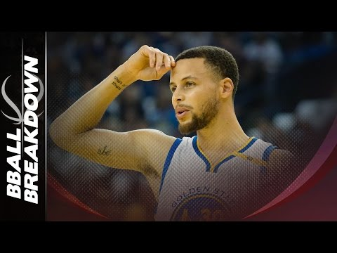 Why Steph Curry Can't Make Wide Open Jumpers