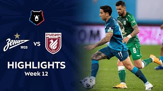 Highlights Zenit vs Rubin (1-2) | RPL 2020/21