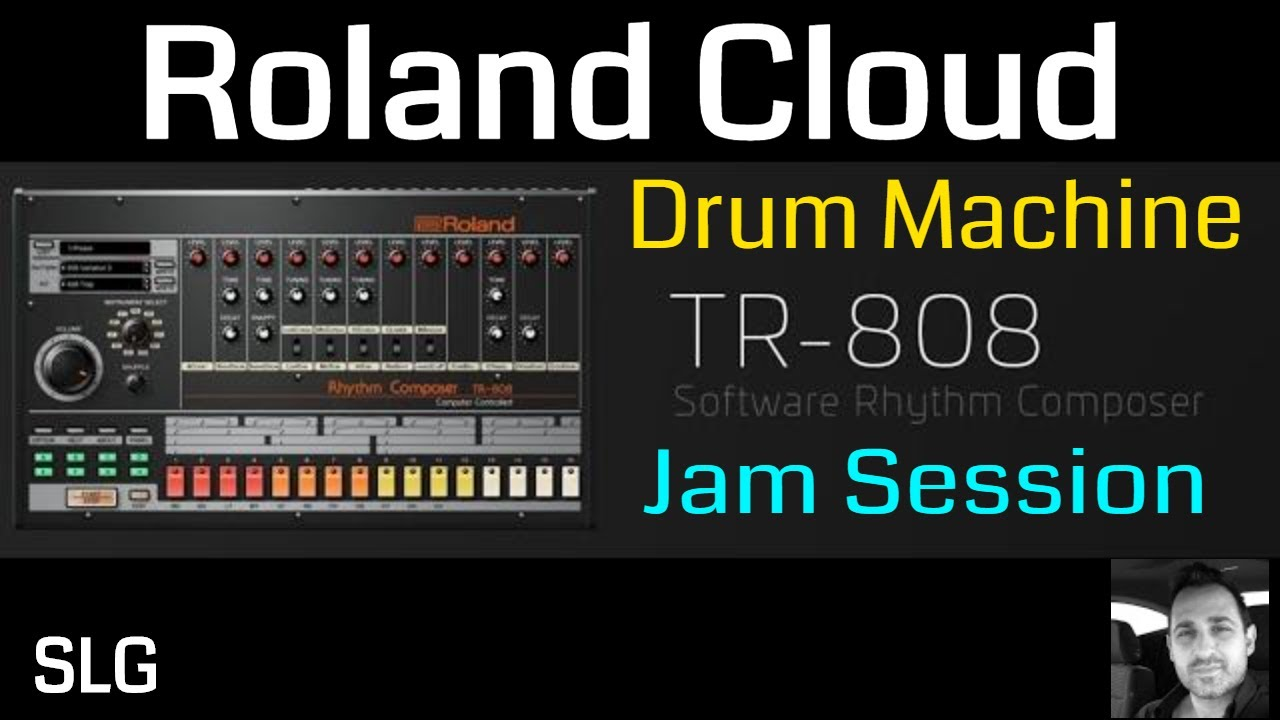 Roland Cloud - Drum Machine - TR 808 (Chillout - Ambient Production)