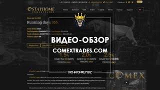 Comex Trades - Куда инвестировать деньги в 2020 - RichMonkey.biz