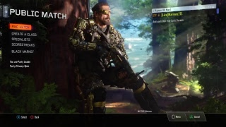 Bo3 multiplayer Double XP Weapons