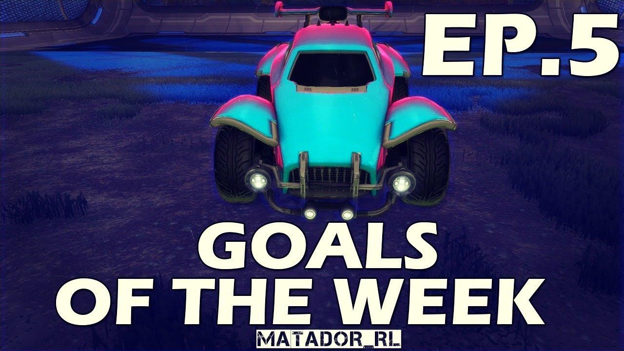 Download Goals of the Week Ep.5 | Rocket League Matador RL