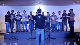 Gambar cover Sa Iyong Mga Yapak by Philippine Madrigal Singers    Himig San Antonio 10th yr Anniversary