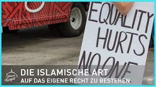 Die islamische Art auf das eigene Recht zu bestehen! | Stimme des Kalifen