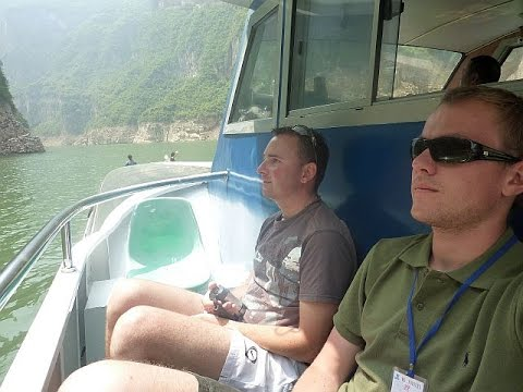 My trip to Little Three Gorges & Qutang Gorge on Yangtze Riv
